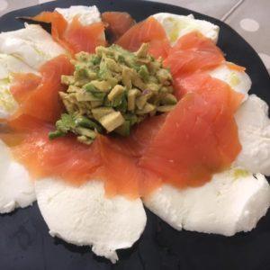 salmone-avocado